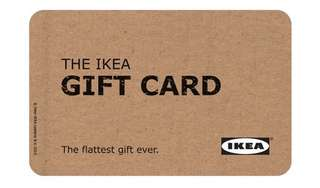 IKEA Gift Cards 6%