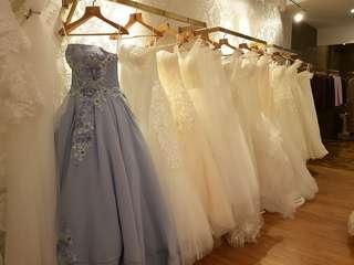 PROMO $400 to $450 wedding bridal gown rental