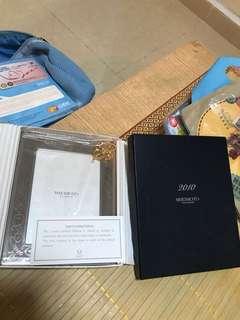 Mikimoto 珍珠相架