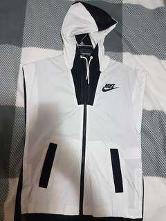 Brand new NIKE zip up