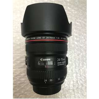 Canon 24-70mm F4 IS USM (公)