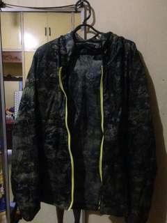 Oxygen Camo Jacket