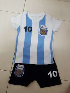 Baby Gap Argentina jersey