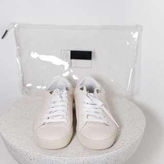 🚚 Dresscode a walk 帆布鞋