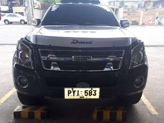 2010 Isuzu Dmax LS 4x2 Automatic Pick Up