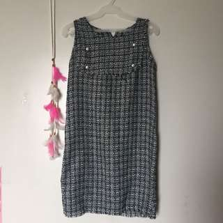 [SALE] Unbranded office sleeveless dress