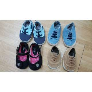 Mothercare & Garfield Baby and Infant Shoes