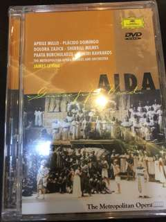Opera: AIDA - Performed at The Metrpolitan Opera