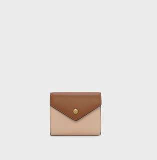 Charles & Keith Envelope Small Wallet