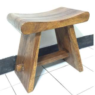 全新 實木木凳