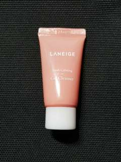 New 15ml Laneige Fresh Calming Gel Cleanser