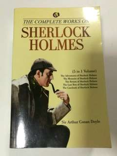 The Complete Work on Sherlock Holmes