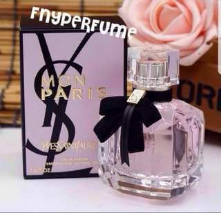 Parfume YSL MON PARIS 100ml (segel)