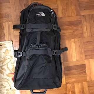 The North Face Longhaul Softsided luggage