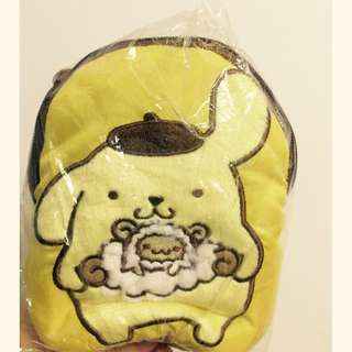SANRIO POMPOMPURIN   布甸狗 COINS BAG (100% NEW)