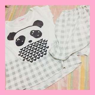 Panda Sleepwear 💖