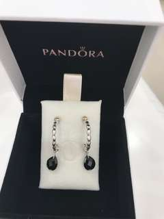 Pandora Earrings14k 鑽石