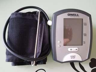 OWELL Blood Pressure Monitor