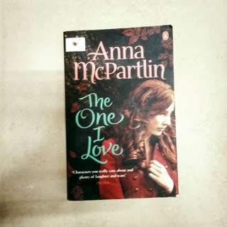 The One I Love by Anna McPartin
