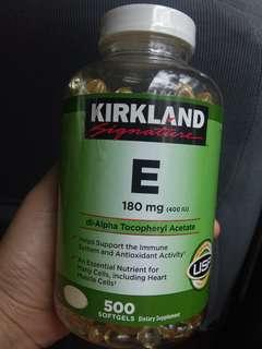 Original Kirkland Vitamin E