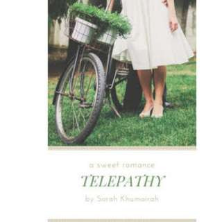 Ebook Telepathy - Sarah Khumairah