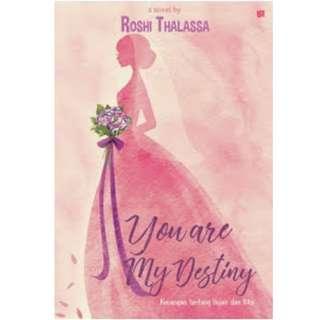 Ebook You are My Destiny - Rossi Thalassa