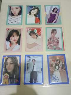 Twice what is love photocards sale