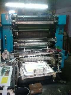 Offset Printing Machine (automatic)