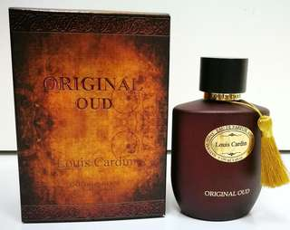 Original OUD Louis Cardin EDP 100ml for men