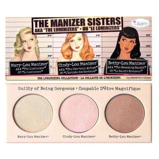 THE MANIZER SISTER