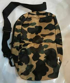 Bape Sling Bag Camo