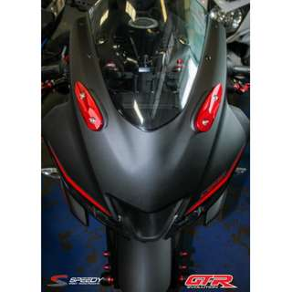 GTR Evolution Singapore Yamaha R15 V1 V2 V3 Mirror Cover ! Ready Stock ! Promo ! Do Not PM ! Kindly Call Us ! Kindly Follow Us !