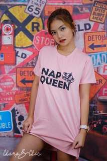Nap Queen Long Shirt