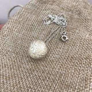 包郵 波波頸鏈 Sphere Necklace
