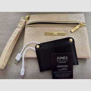 Jones NY Charging Pouch
