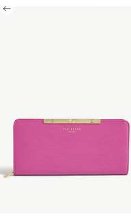 (Summer sale) Ted Baker Martinee leather wallet
