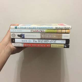 Book Bundle: Children's Literature Books