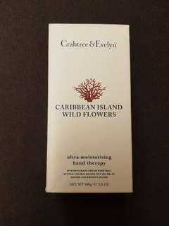 BN Crabtree & Evelyn Hand Cream Therapy