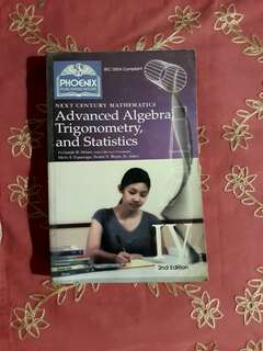 Advanced Algebra, Trigonometry and Statistics