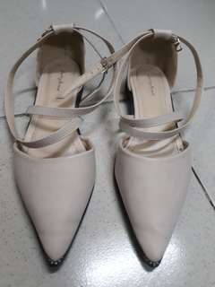 Something Borrowed Pointed shoes