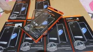 iPhone 8 plus or 7 plus Shock proof Case spigen Brand