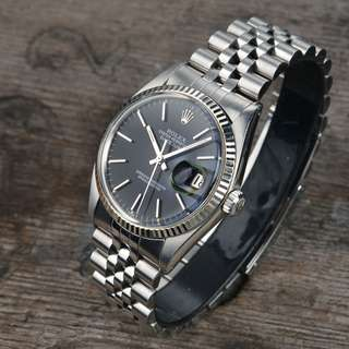 Want to buy Rolex Datejust 1601 16014