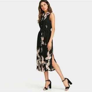 *PREORDER Midi Dress