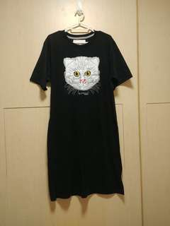 Brainstorm 貓咪連身裙