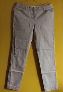 Celana Bahan Warna Khaki