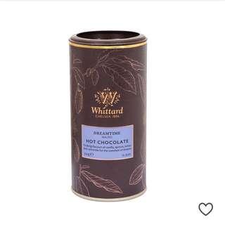 🚚 英國Whittard即溶巧克力