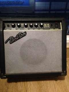 Guitar Amplifier Boston GA-15