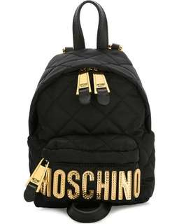 Moschino Backpack Mini