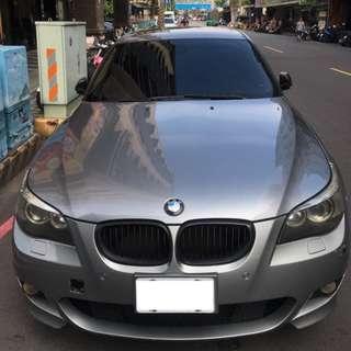 自售 總代理 BMW E60 525 2005年 車商勿擾
