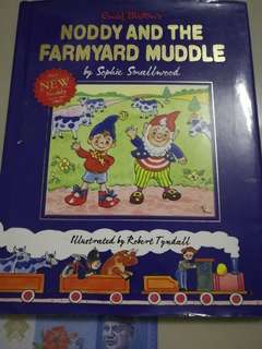 Noddy And The Farmland Muddle Book Hardbound